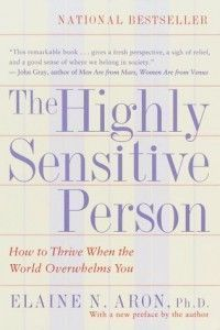 Libros sobre personas altamente sensibles