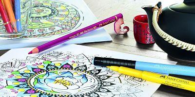 Colorear para adultos: Pinta de colores el estrés
