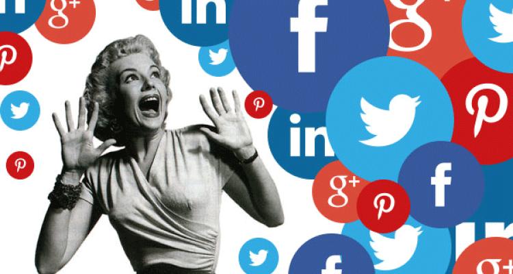 Redes Sociales y Personas Altamente sensibles: ¿difícil combinación?