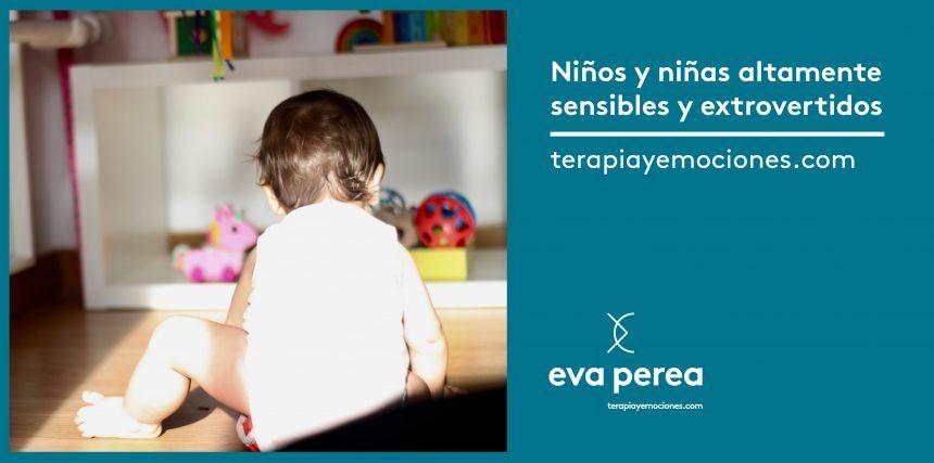 Niños y niñas AS y extroversión | PARTE 1