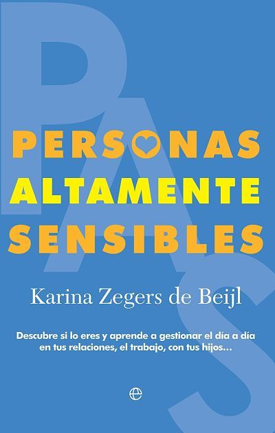Personas Altamente Sensibles, Karina Zegers (2016)
