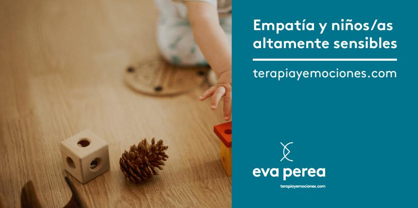 Empatía y niños/as PAS